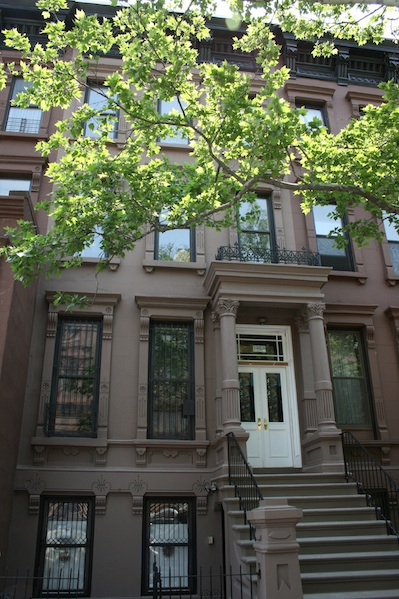Manhattn Brownstone Facade Renovation