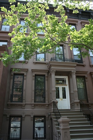 Manhattan Townhouse