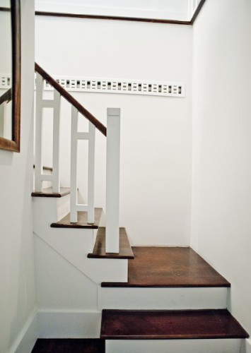 Stair services transcend construction for Pre built stairs interior