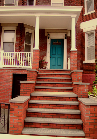 Stoops Steps And Porches Services Transcend Construction